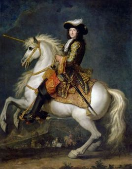 467px-Ruiterportret_Lodewijk_XIV